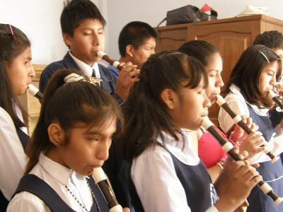 Recorder group