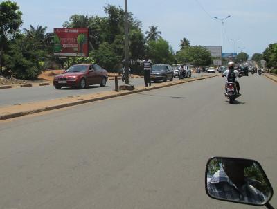 Roads in Togo