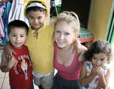 Care project in Costa Rica