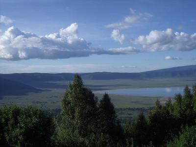 Great views