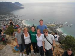 Volunteer's on a Global Gap Program in Cape Town