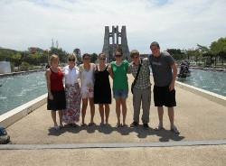 Volunteer's on a Global Gap Program in Ghana