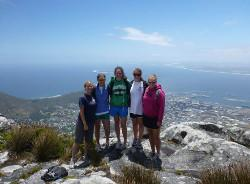 Volunteer's on a Global Gap Program in South Africa