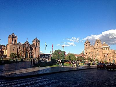 Sightseeing in Cusco