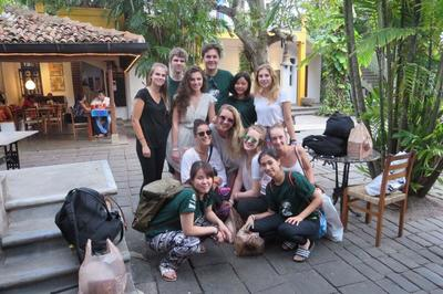 High School Special Volunteers in Sri Lanka