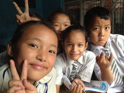 Teaching project Nepal