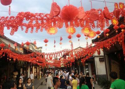 Visiting China