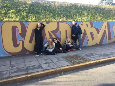 High School Special volunteers exploring Argentina