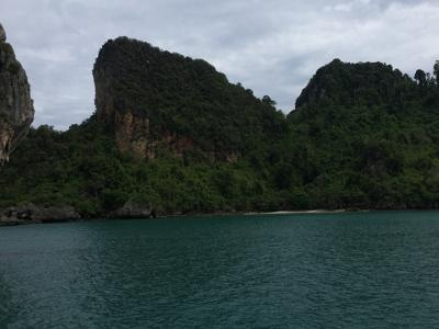 A beautiful view of Thailand