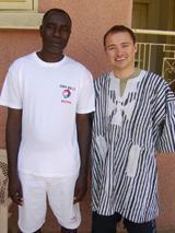 With Alex, school proprietor
