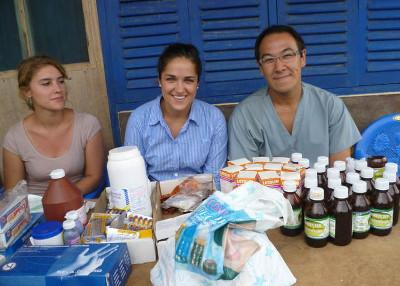 Preparing medical outreach