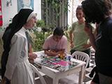 Working With The Nuns