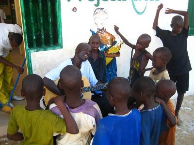 Singin to the children