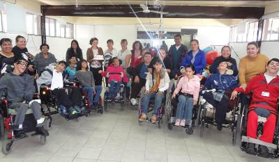 The Care placement in Mexico