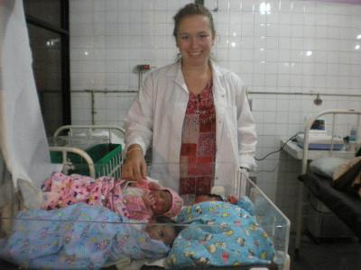 Midwifery project in Sri Lanka