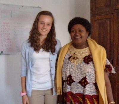 Volunteer project Tanzania