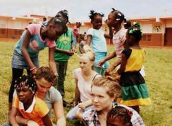 Jamaica volunteering