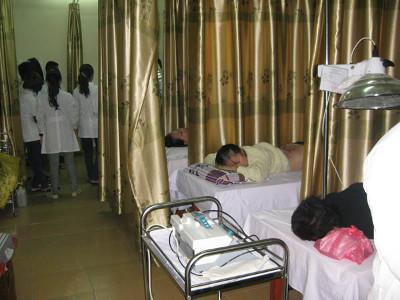 On the ward
