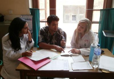 Volunteer medical placement Nepal