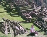 Me at Machu Picchu