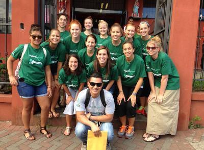 Care project Costa Rica