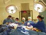 Observing in the operating theatre