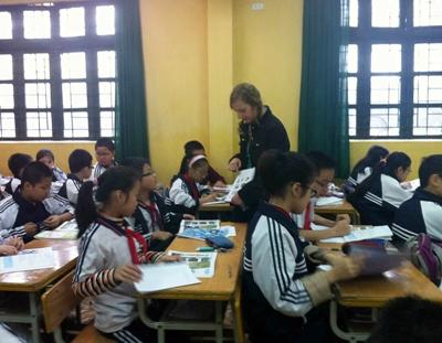 Teaching Vietnam