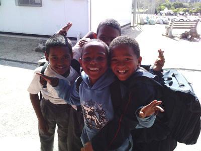 Local kids
