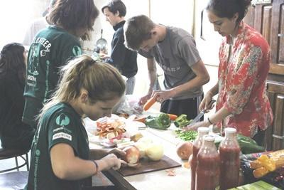 Volunteering in Argentina