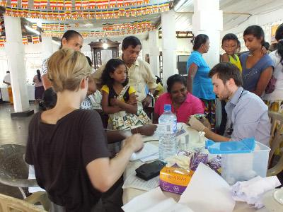 Medical outreach project