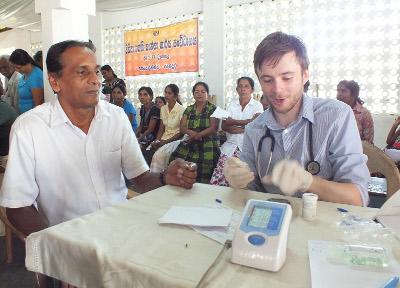 Medicine Elective project Sri Lanka