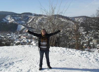 Snowy Brasov
