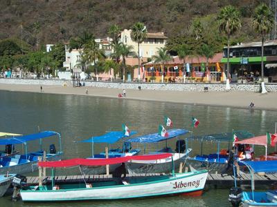 Beautiful scenery in Mexico
