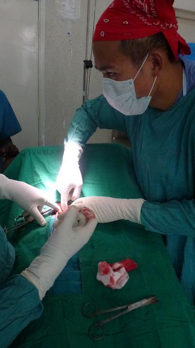 Surgery Ward