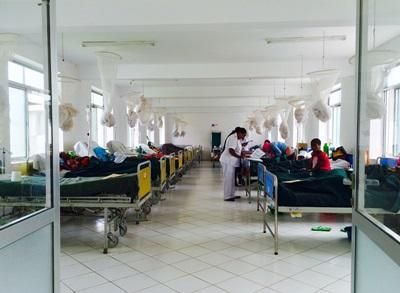 Female internal medicine ward