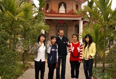 Volunteering placement in Vietnam