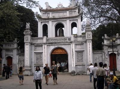 Volunteering in Hanoi, Vietnam