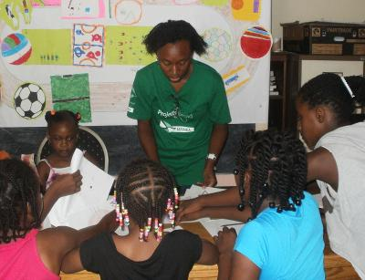 Teaching project Jamaica