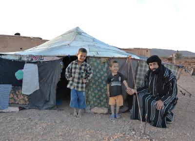 Moroccon host family