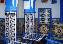 House in the medina