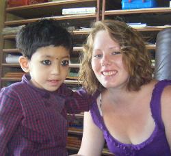 Volunteer Stories, Samantha Willows