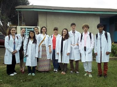 Medical volunteers