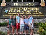 Trip to Khao-Sok