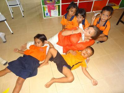 Volunteer at a care placement in Thailand