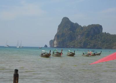 Travels in Thailand