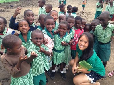Community work with children