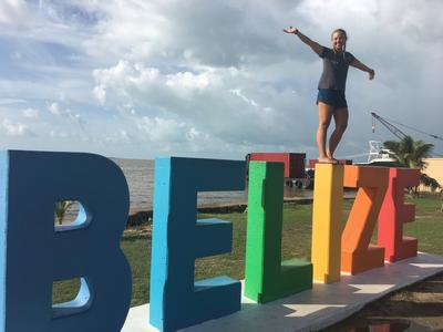 Sightseeing in Belize