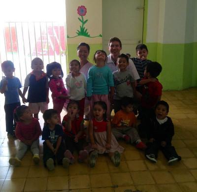 Dentistry volunteer project