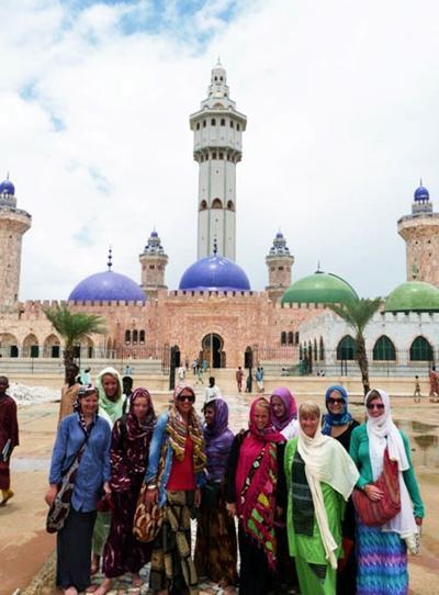 Grand Mosque in Touba