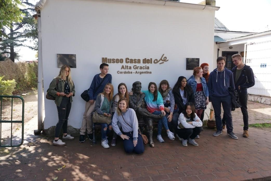 Medicine & Spanish volunteer exploring Cordoba